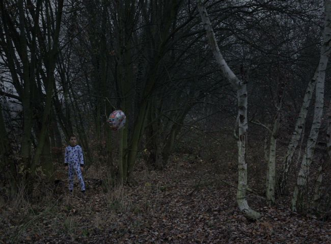 Spooky Cinemagraphs of Childhood Nightmares - My Modern Metropolis