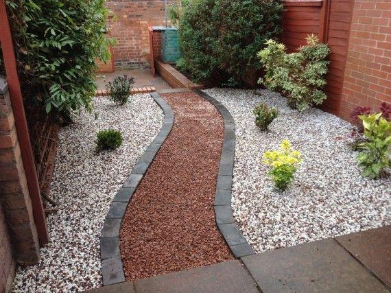 garden edging blocks - Google Search
