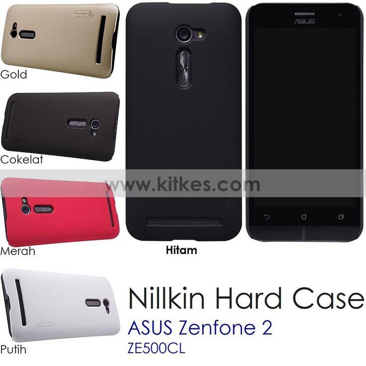 Nillkin Hard Case ASUS Zenfone 2 ( ZE500CL - 5.0 Inch ) - Rp 99.000 - kitkes.com