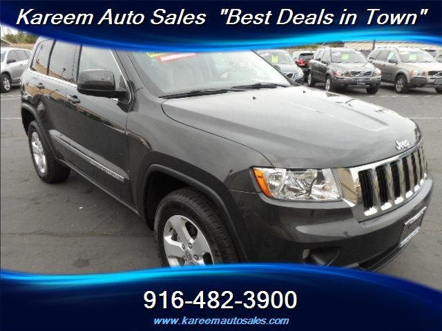 #HellaBargain 2011 Jeep Grand Cherokee Laredo 4WD Trial Rated Laredo 4WD Trial Rated Kareem Auto Sale 916-482-3900 Sacramento: $17,480.00  www.hellabargain.com