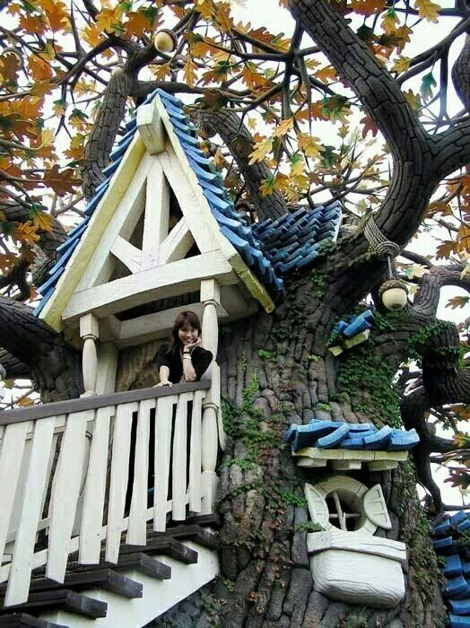 Design Your Own Treehouse Online Game