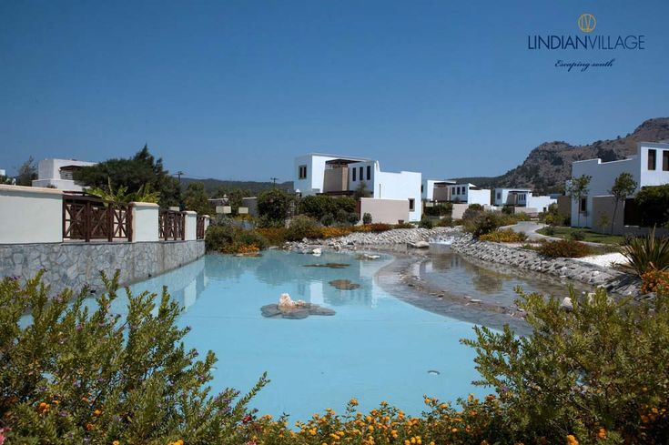 An oasis of unspoiled nature's beauty is inviting you to explore…Welcome to Lindian Village in Rhodes!