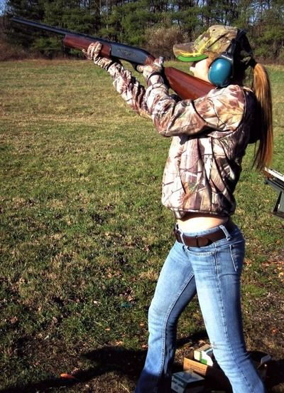 there ain't nothin like shootin a gun <3 Avery and I are one of the best @avery butcher. And that's no lie