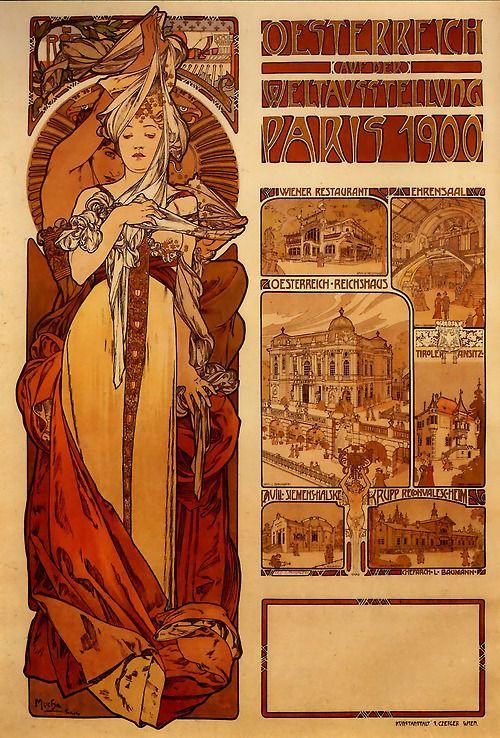 jeromeof:  Austria - Alphonse Mucha