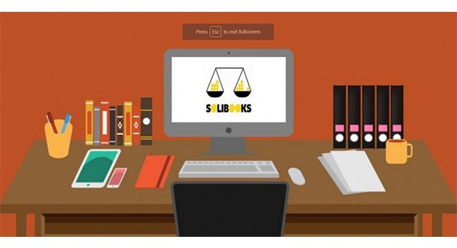 "SoliBooks Legal Bookkeeping Software: "" """"Solibooks Computerised Accounts course is about how to use… #OnlineCourses #LearnOnline #Education"
