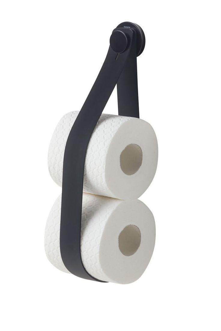 De trendy Urban accessoires passen perfect in de moderne badkamer. De artikelen zijn verkrijgbaar in zwart en wit, in een mooie matte uitvoering. Bijzonder is de mogelijkheid om zelf te bepalen welk accent u geeft. Met de bijgeleverde ringen en dopjes stelt u zelf de serie samen. En wilt u de look van uw badkamer eens veranderen? Dan verwisselt u eenvoudig het kleuraccent. Mix & match! De Urban reserverolhouder is ook geschikt voor montage met TigerFix type 1, waarmee accessoires snel en...