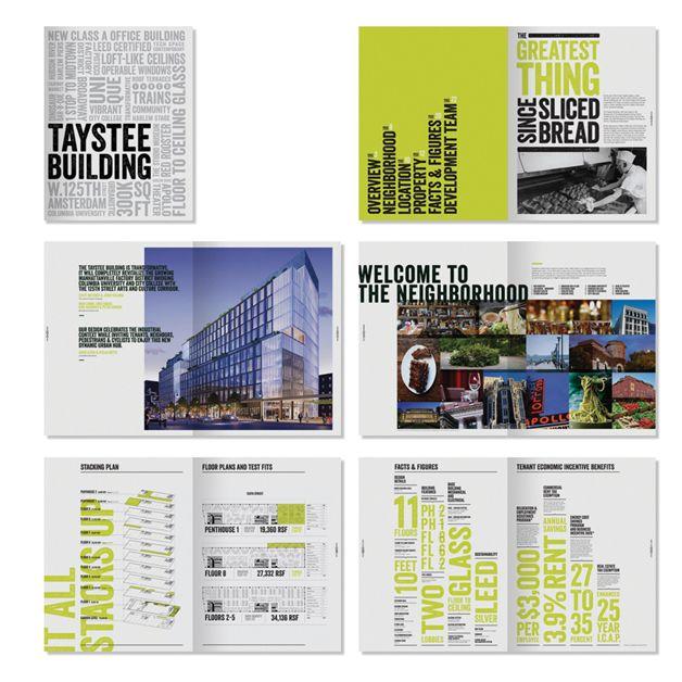 53 best innovative advertising images on pinterest ads for Award winning brochure designs