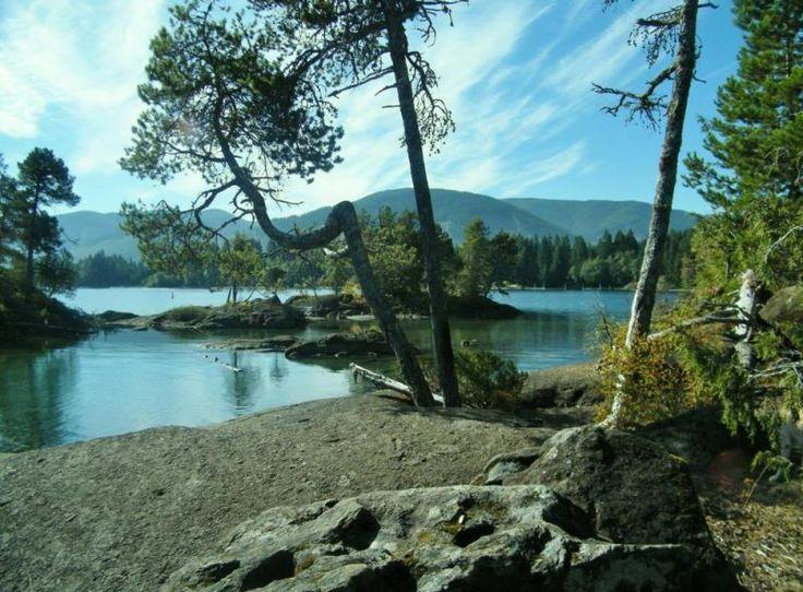 Gordon Bay, Lake Cowichan. Photo courtesy of Cheryl Power.