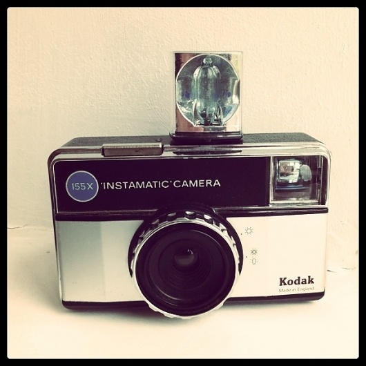 I remember this! The pop on flash! Did this take 110 film?!!