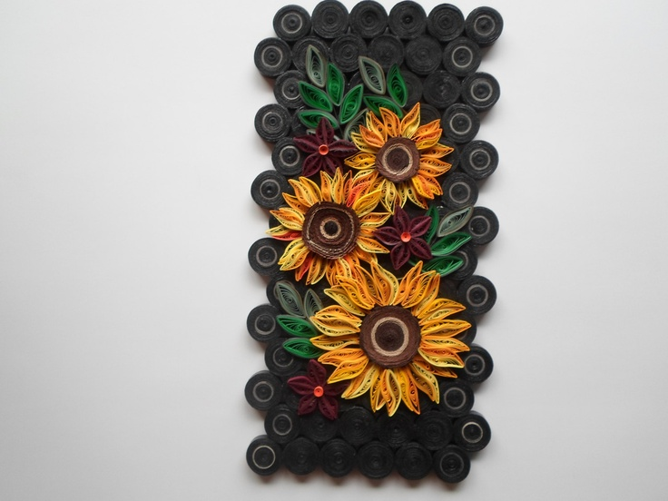 393 best images about quilling on pinterest for Quilling home decor