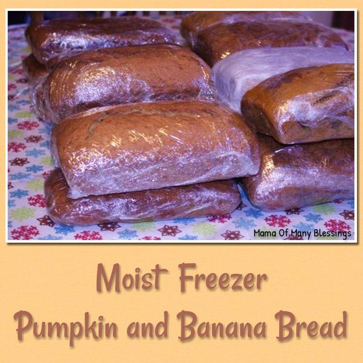 Más de 1000 ideas sobre Moist Pumpkin Bread en Pinterest | Recetas De ...