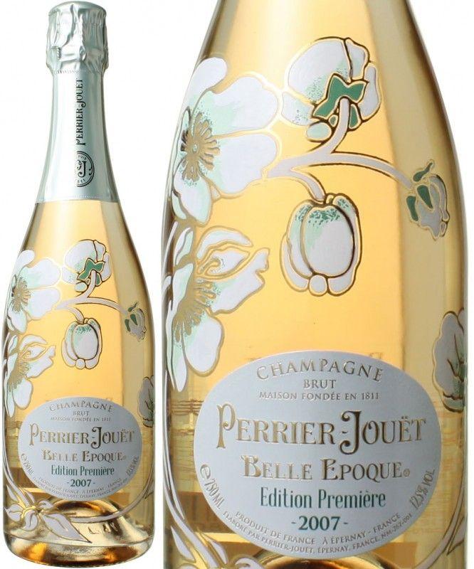(d0097)ペリエ・ジュエ ベル・エポック エディション・プルミエール [2007] <白> <ワイン/シャンパン>