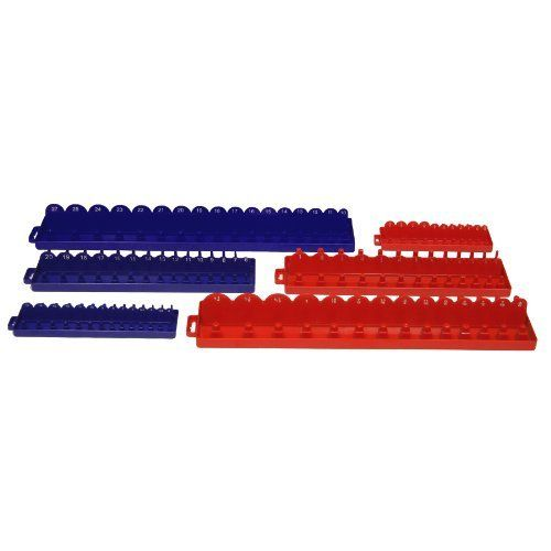 Grip 6 pc Socket Organizer Tray Set Model ** Click on the gardening image for additional details.