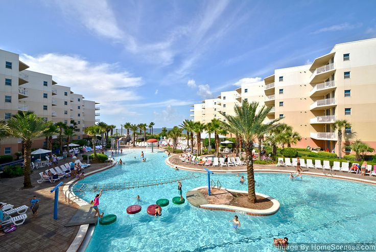 Waterscape Resort Pool located in Ft Walton Beach, Florida. My FAVORITE place in the world to take my kids!!!