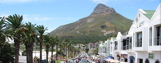 Camps Bay Photographs