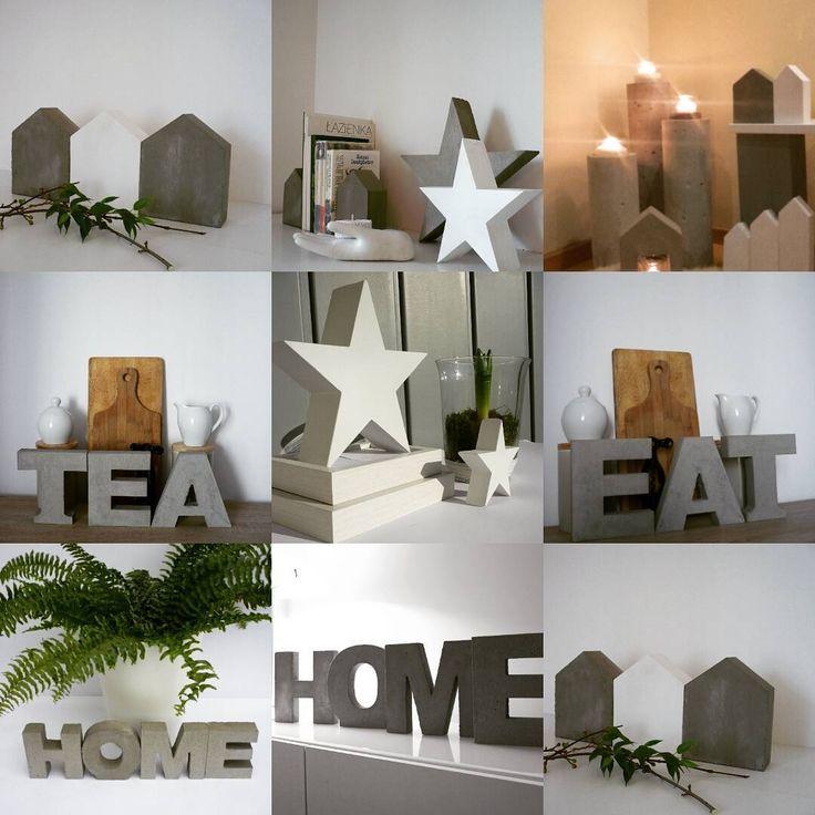 #beton #pracowniamalychbetonow #home #litery3d #concrete #homedesign #betonart #concreteart