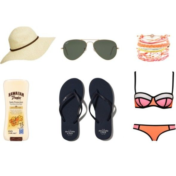 IDEAS. Trends. What Need to Tripit&Beach?Matkalle mukaan – Anna&Ellit