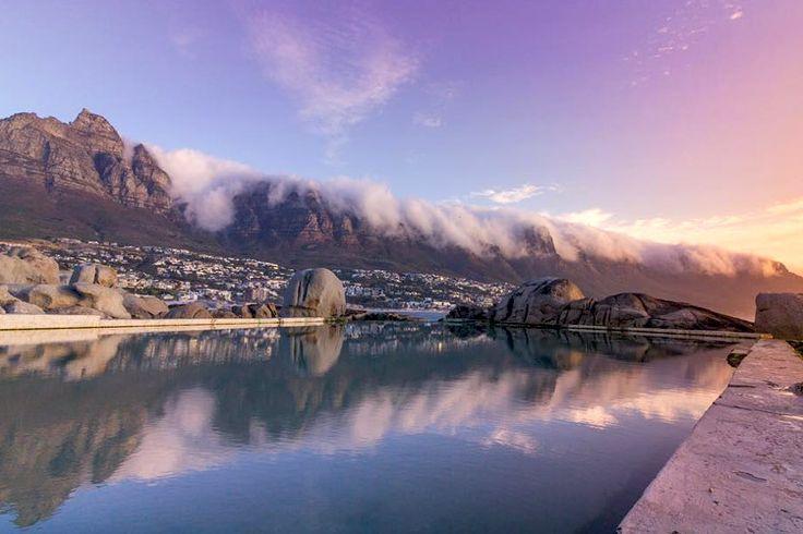 Tide Pools Cape Town: Maiden's Cove