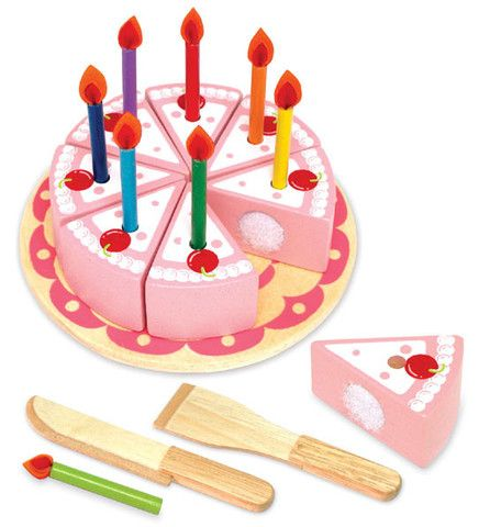 Birthday Cake Set