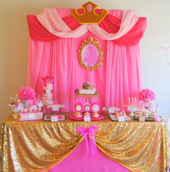Sleeping Beauty Party - Disney Princess Party - Aurora - Girls Birthday - COMPLETE -Printables - Bridal Shower - Woman - Pink Princess Party...