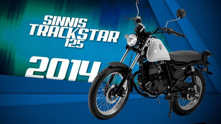 Sinnis Trackstar 125 Motorcycle Promotion Video