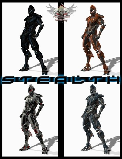 Stealth soldiers