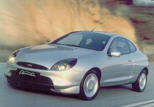 Ford Puma, the best road car ever. I've had mine since 1999, she's still pretty and we still burn people up at traffic lights.
