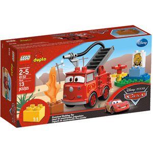 LEGO DUPLO Disney Cars Red Play Set