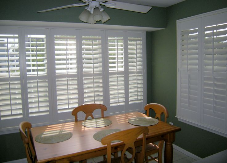 The Skinny On Wood Blinds And Plantation Shutters | Window, Wooden Shutters  And Kitchens