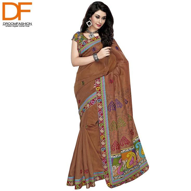 A woman looks her best in traditional outfits, agree? Hence, we've got the most exquisite collection of #sarees only for you. Add some new sarees to your collection!