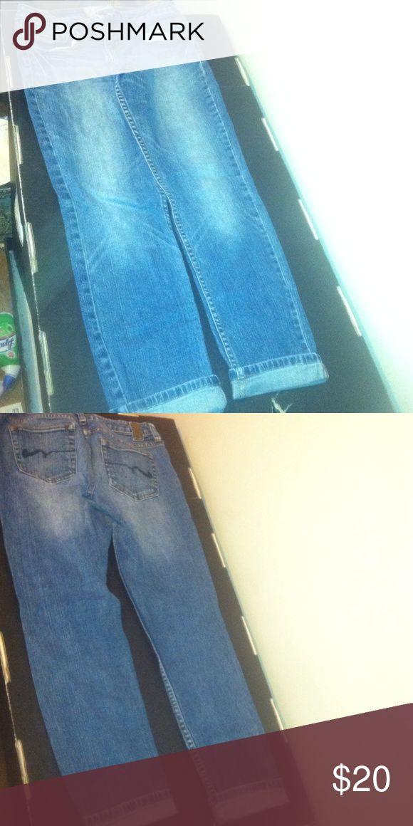 American Rag Skinny jeans size  5 S American Rag used skinny jeans in great condition size 5 S American Rag Jeans Skinny