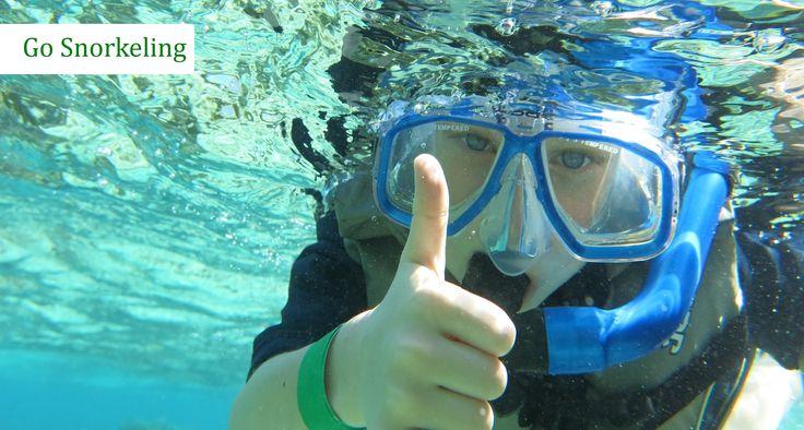 Accesorios para buceo snorkel