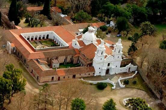 Estancia Jesuitica Santa Catalina. Sierras Chicas Cordoba. Argentina