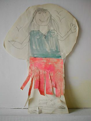 Gifted and Talented in Visual Art....what to look for with children's work