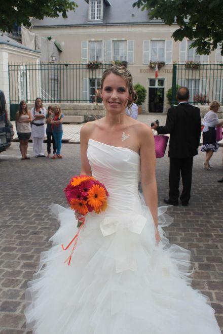 Robe Cymbeline Fauvette  tenues mariage  Pinterest  Mariage et ...