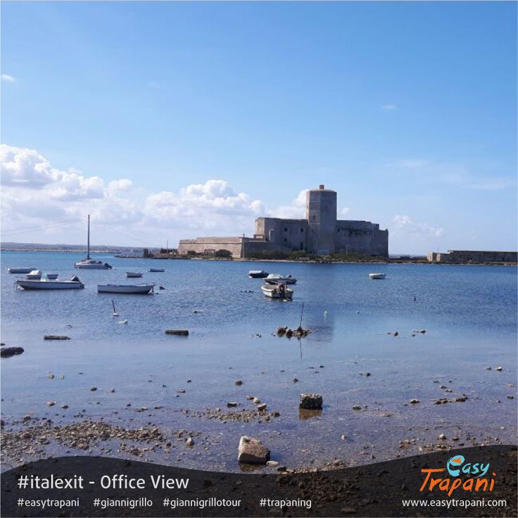 #italexit - Office View  Find out more about the Trapani Tour:  http://www.easytrapani.com/escursione-localita.php?id=110 Contact us for booking or for any other customized tour we can exclusively arrange for you easytrapani@easytrapani.com (+39) 3246085443  #giannigrillo #easytrapani #escursioniallagiannigrillo #trapaning #instalike #instagood #bestoftheday #photooftheday #holidayseason #photographyeveryday #instatravelling #igersitalia #communityfirst #instatravel #travel #mytravelgram…