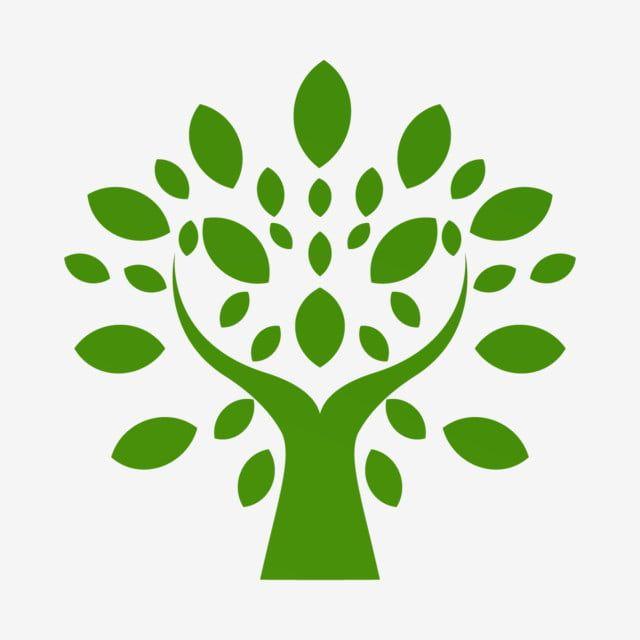 Organic Logo Leafs In Hand Logo Logotipo Organico Logotipo De Mao Produtos Naturais