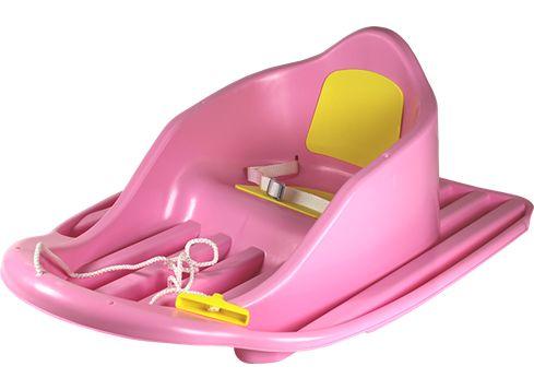 STIGA- pinkki vauvapulkka