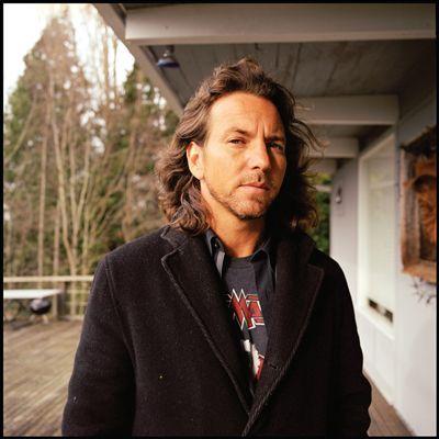 Eddie Vedder, artist