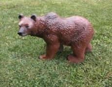 Little Bear Statue