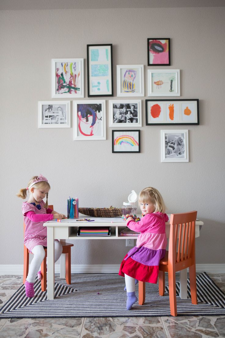396 Best Displaying Kids Art Images On Pinterest