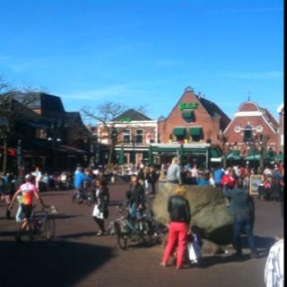 De Groote Markt op vrijdagmiddag