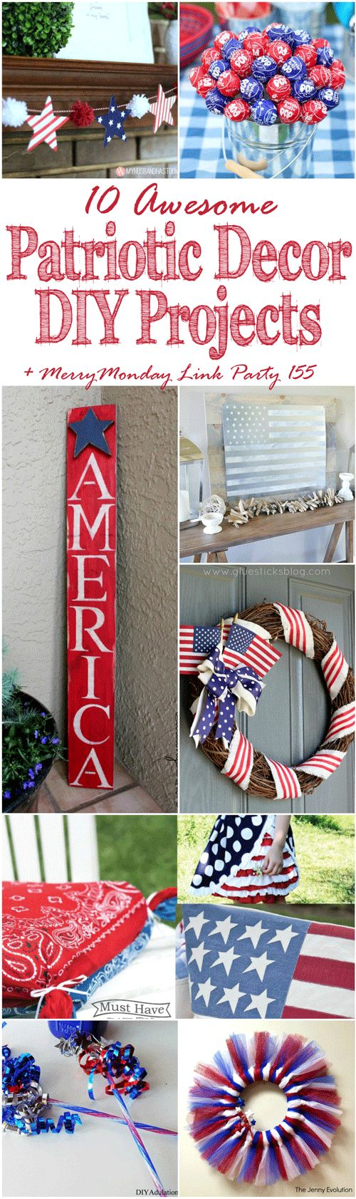 Best 25 memorial day decorations ideas on pinterest for Memorial day weekend ideas