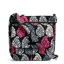 Crossbody bags are the best for hands-free convenience. Going to a concert? The flea market? The library? Keep your hands at the ready for whatever catches your eye.