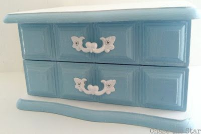 Guest Post: Jewelry Box Makeover