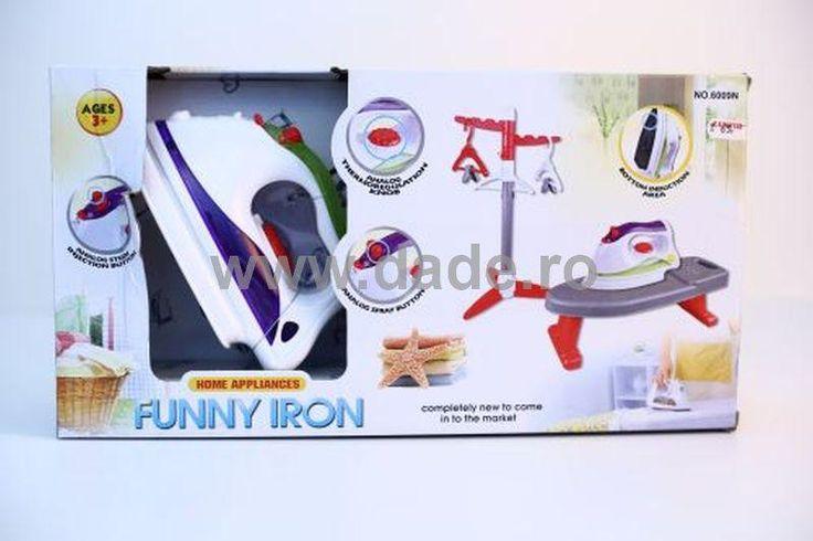 Funny iron-big