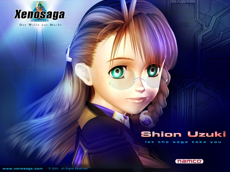 382 best favorite video games and characters images on pinterest xenosaga shion uzuki fandeluxe Gallery