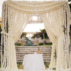 Unique Wedding Altar Ideas