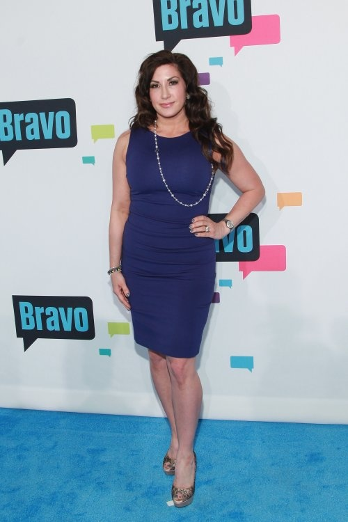 Jacqueline Laurita PHOTOS: Bravo Reality TV Stars Attend 2013 Upfronts - Real Housewives of New Jersey