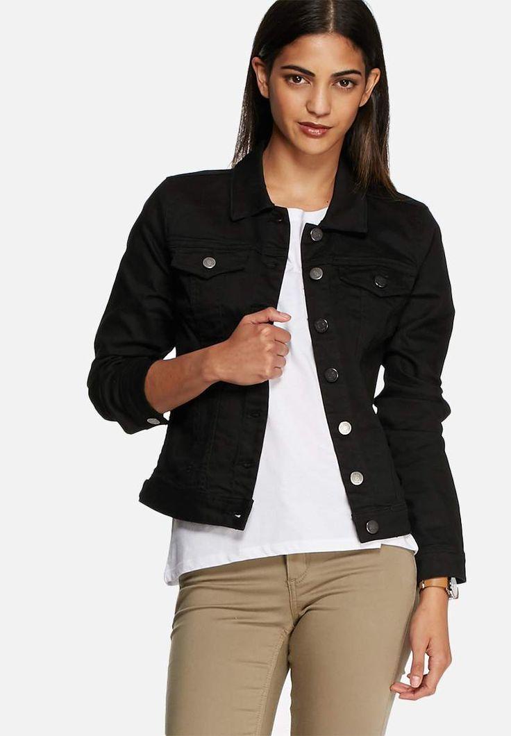 Snow denim jacket - VILA